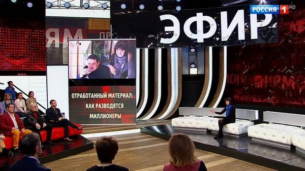 Борис Корчевников ведет популярное телешоу с 2013 года