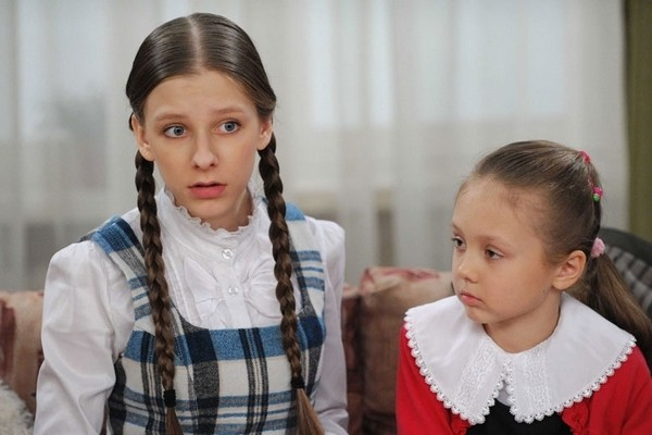 Премьера «Папиных дочек» состоялась в 2007 году