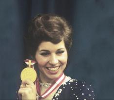 Людмила Пахомова. Любовь с Горшковым, шесть медалей чемпионатов мира и смерть в 39
