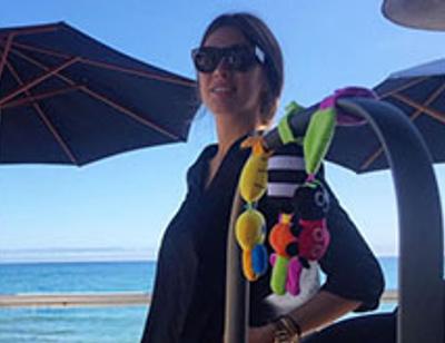 Кети Топурия пожаловалась на лишние килограммы