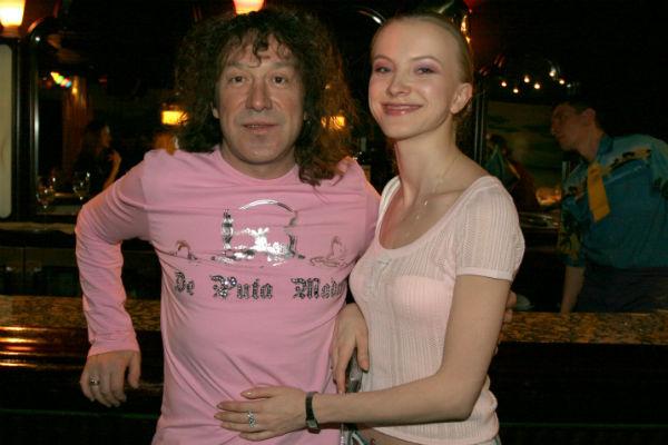 С Екатериной Владимир Кузьмин прожил 17 лет