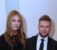 Владимир Яглыч и Антонина Паперная впервые показали дочь