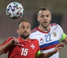 Возвращение Дзюбы: первый матч сборной в отборе на ЧМ