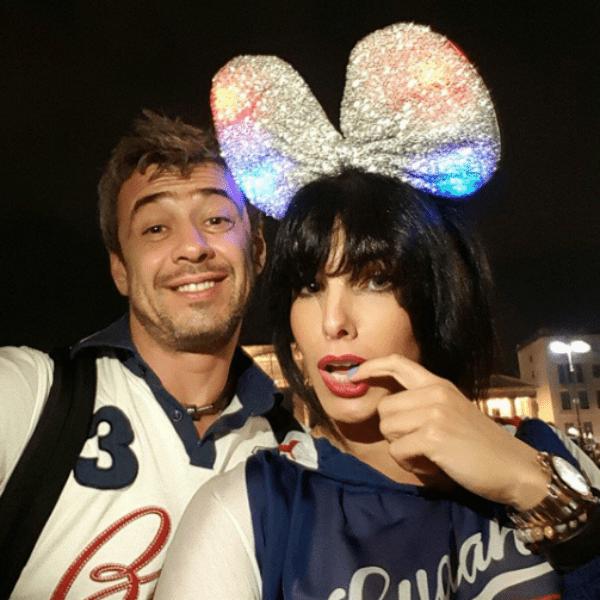 Дмитрий и Ольга отдыхают вместе