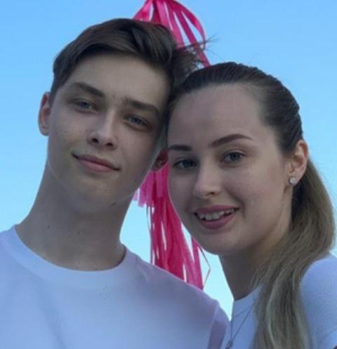 Архип Глушко и Мария Слугина