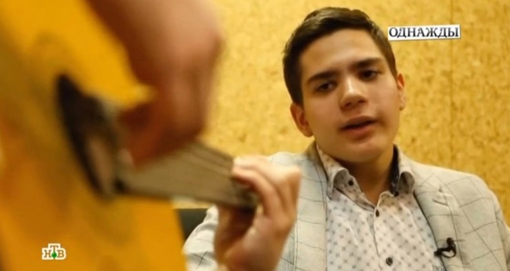 Кирилл занимался в студии «Непоседы»