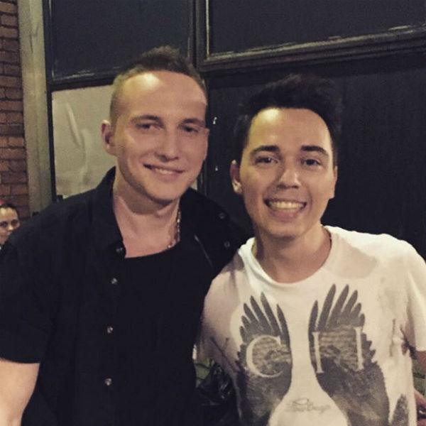 Родион Газманов и Витольд Петровский выступили в Сочи вместе