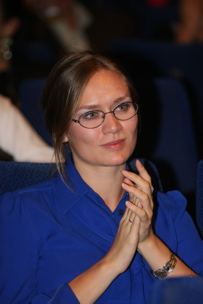Мария Машкова старалась поддерживать связь с обоими родителями