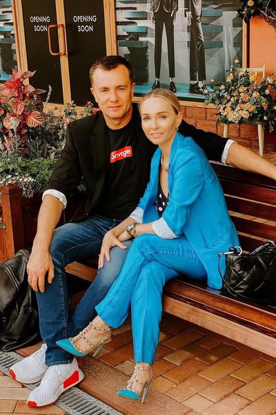 Михайловский с супругой Натальей Варвиной — экс-участницей «ДОМа-2»
