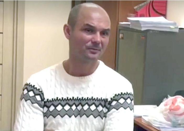 Виктор Гаврилов, который оставил в аэропорту детей
