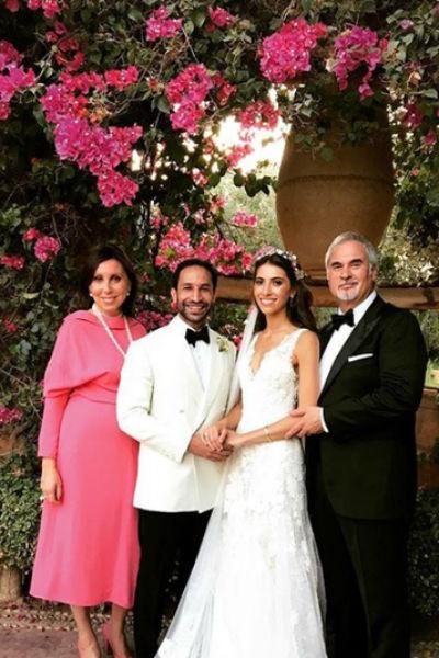 На свадьбе старшей дочери Инги Ирина и Валерий прекрасно общались, а вот Джанабаеву на торжество не пригласили