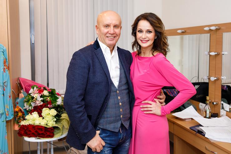 Ольга и Николай прожили в браке около 12 лет