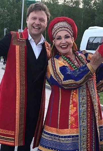 Надежда Георгиевна не комментирует скандал