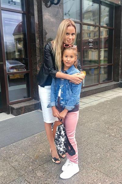 Новый этап в жизни Даны Борисовой начался после реабилитации и примирения с дочкой