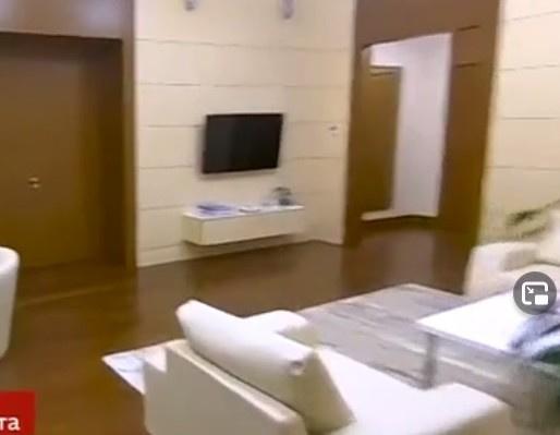 Комната отдыха президента России