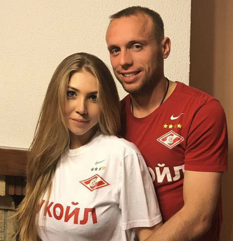 Дарья и Денис Глушаковы