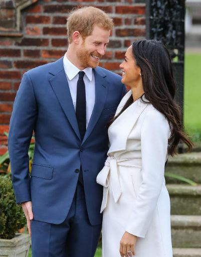 Гарри и Меган начали встречаться еще в 2016 году