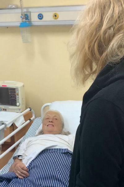 Дочь уверена, что скоро Федосеева-Шукшина выйдет из больницы
