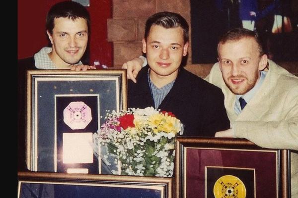 Первые годы продюсером группы был Андрей Маликов