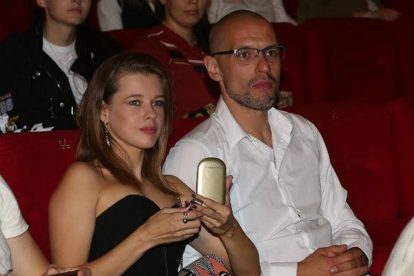 Катерина Шпица и Руслан Панов