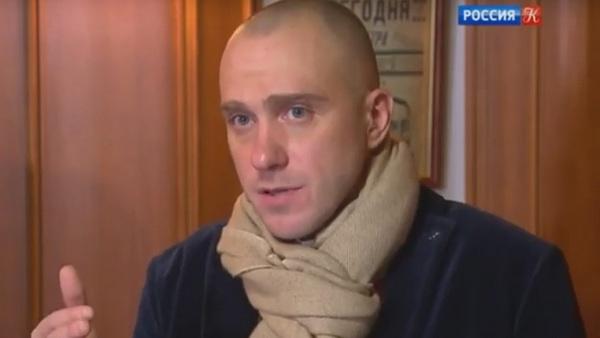 Александр Шейн представляет новый проект, посвященный Маяковскому