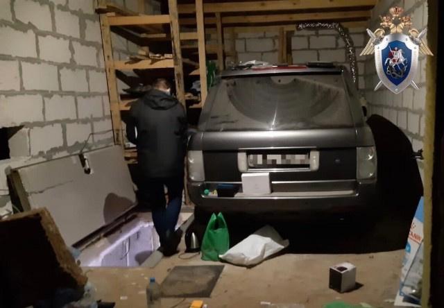Насильник прятал жертву в подвале гаража