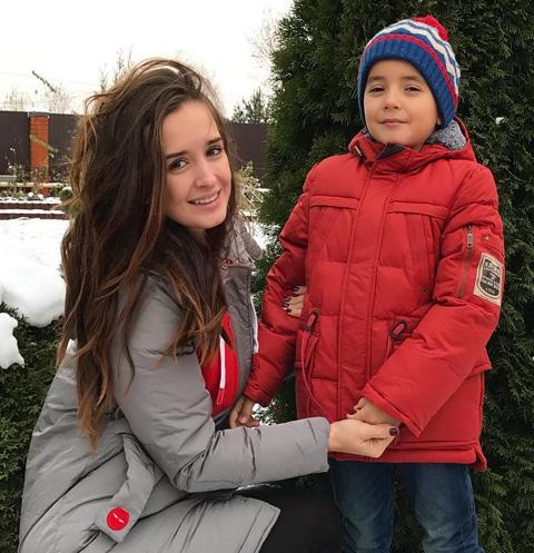 Рита Агибалова закатила для сына шикарный праздник
