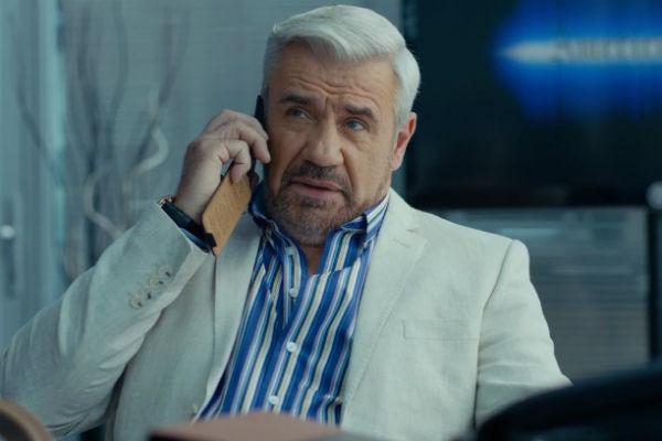 Актер иногда снимается в российских проектах