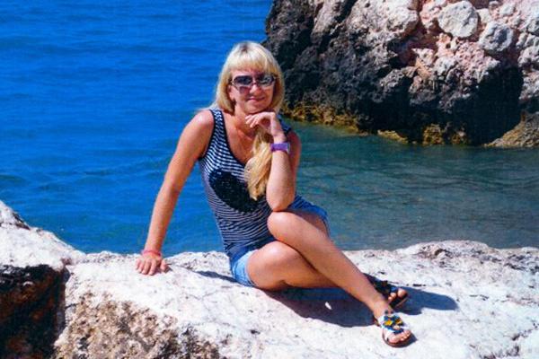 Оксана Казнина много путешествует, а живет в Рязани