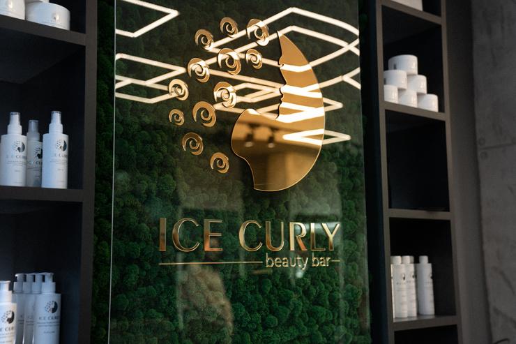 Стиль жизни: Рай для кудряшек: открылся новый салон бренда Ice Curly – фото №1