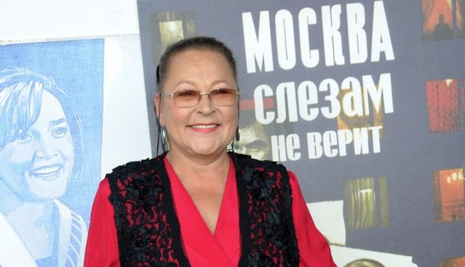 В Москве простились с сыном Раисы Рязановой