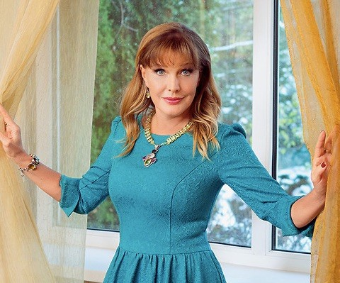 Заслуженная артистка России Елена Проклова