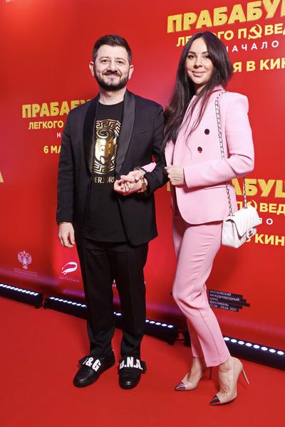 Михаил и Виктория Галустян