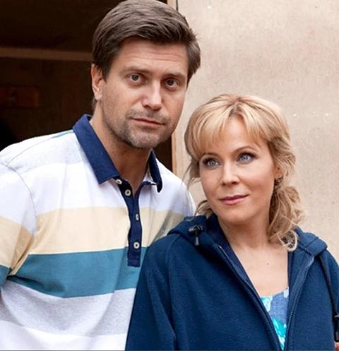 Виталий Кудрявцев и Мария Куликова