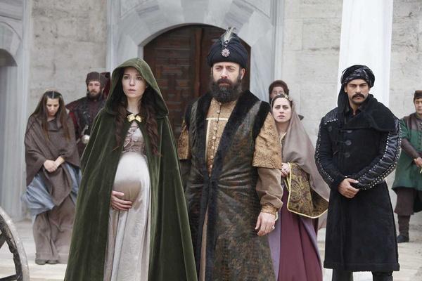 Сериал «Великолепный век» стал международной сенсацией