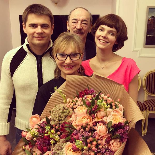 Лиза и Сергей подарили родителям двух внуков и двух внучек