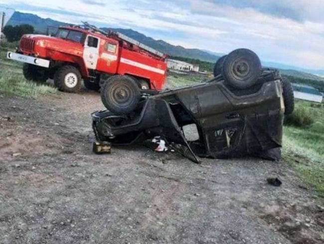 Инцидент произошел в одном из районов Тувы
