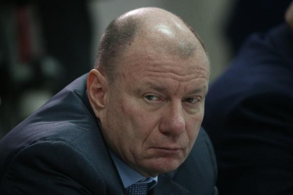 Владимир Потанин развелся с Наталией в 2014 году