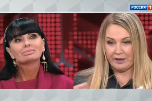 Валентина Аришина и Надежда Тилер