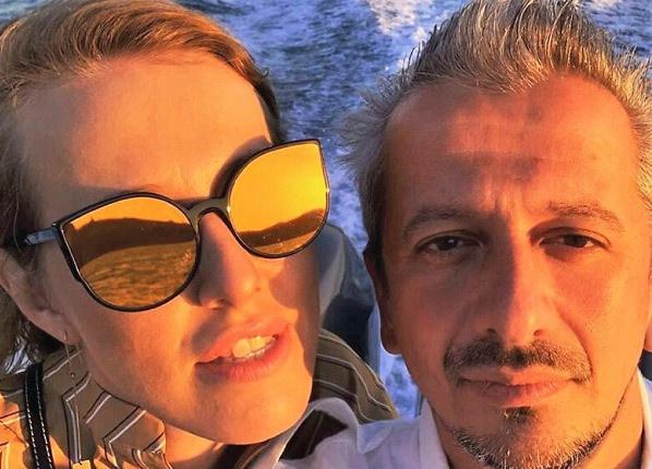 Ксения и Константин поженились в прошлом году