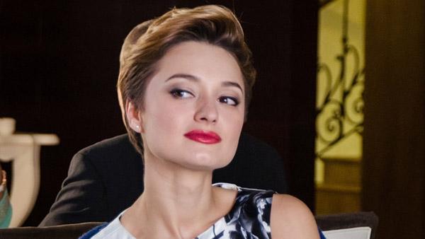 Виктория Литвиненко сыграла роль любовницы мужа главной героини