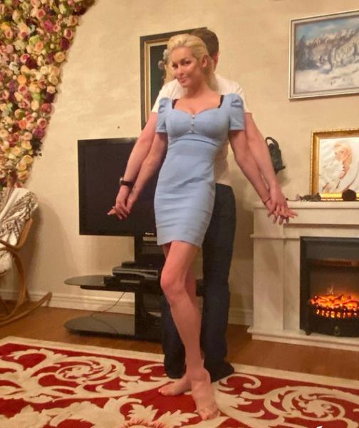 45-летняя балерина хвастается, что за ней всегда ухлестывают мужчины