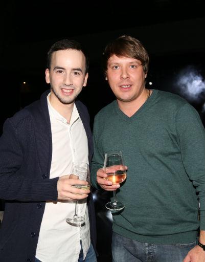 Эмиль Кадыров с другом