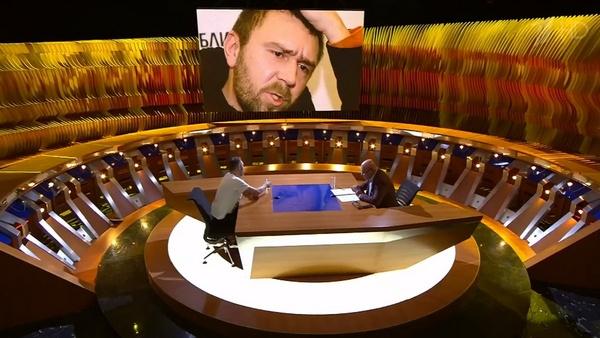 Сергей Шнуров заявил, что ему было скучно на съемках передачи