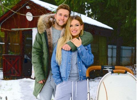 Ради дочери Влад Соколовский и Рита Дакота переехали к родителям
