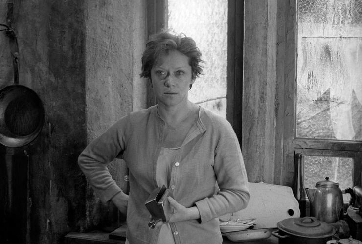 Алиса Фрейндлих снималась в картине Андрея Тарковского «Сталкер»