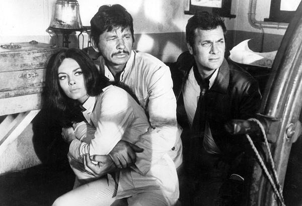 Даже сотрудничество с Тони Кертисом не помогло актрисе сменить амплуа