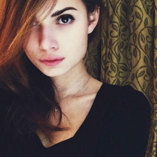 19-летняя дочь Фоменко Анастасия