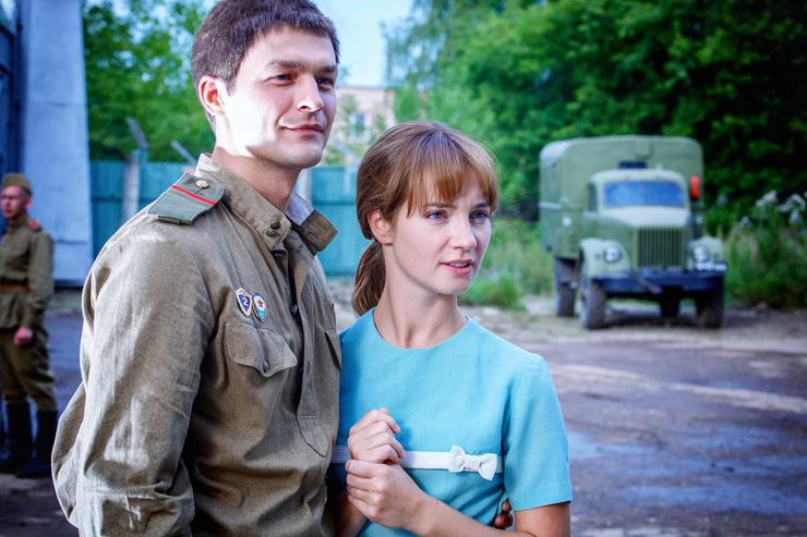 Мария Луговая и Михаил Гаврилов