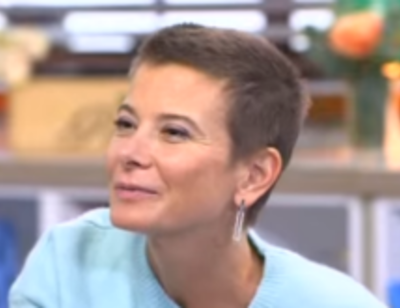 Юлия Высоцкая не в силах говорить о дочери